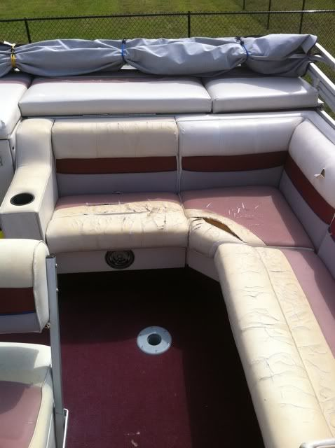 Great Forum With Entire Boat Facelift Rving Deck Boat