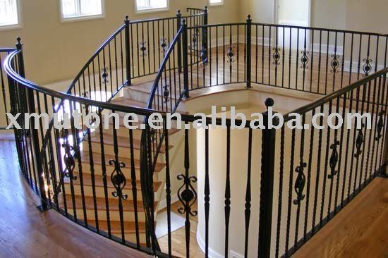Best Home Depot Balusters Interior Stairway Railings And Guards On Stairways 44 Inches Wide 400 x 300