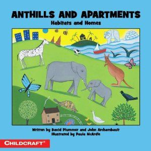 Childcraft Anthills and Apartments Story/Song CD