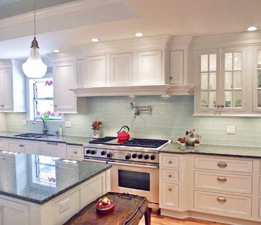 Kitchen remodel in Houston, TX. Designed by Factory Builder Stores ...