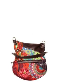 Desigual Bols Folded Seduccio Carry