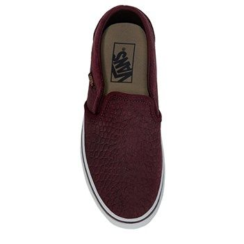 Vans Women s Asher Slip On Sneaker at Famous Footwear 303303d5d