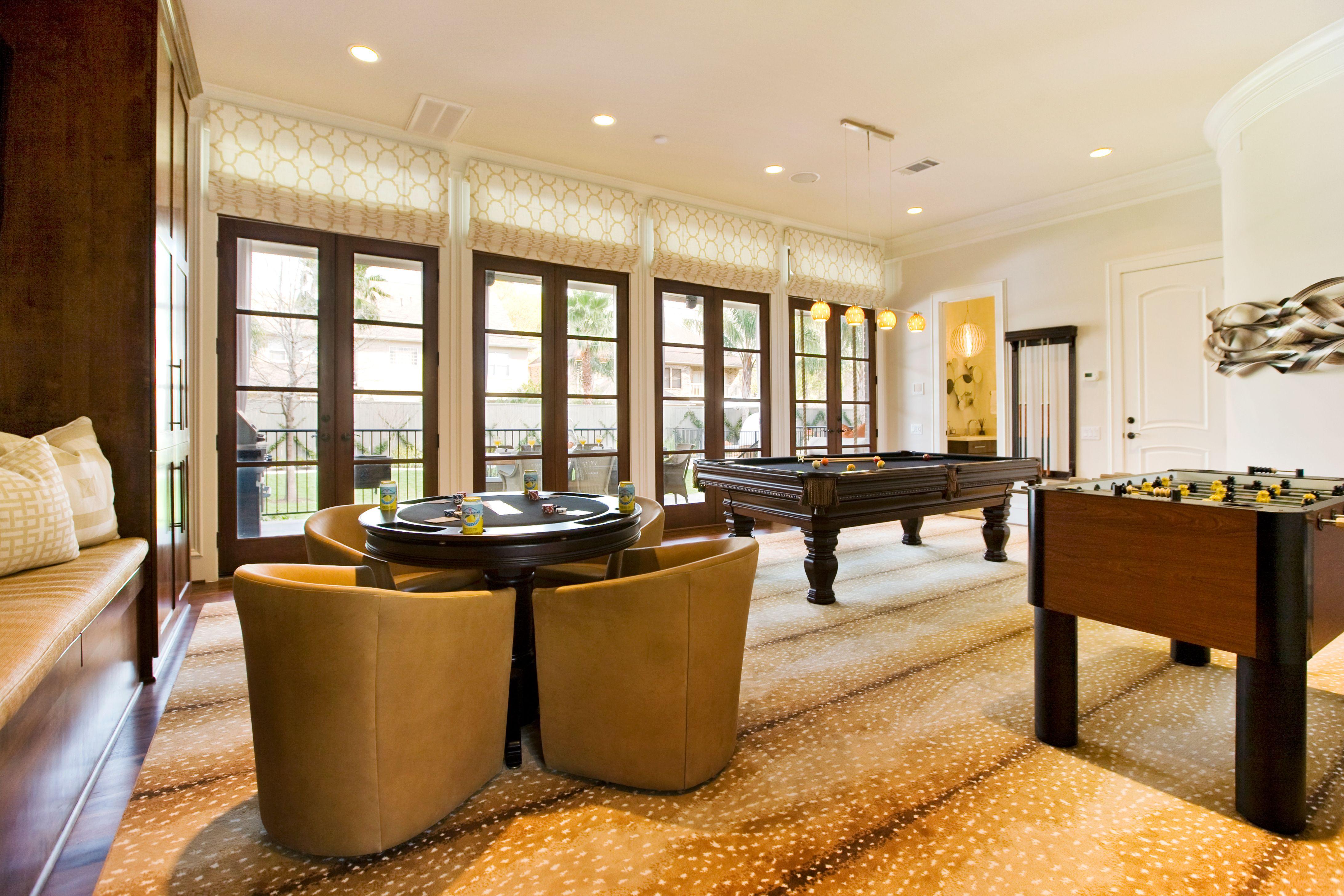Laura U Interior Design #residential #interior #design #gameroom www ...