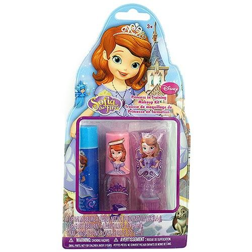 Sofia The First Princess In Training Makeup Kit Sofia The First Makeup Kit Sofia