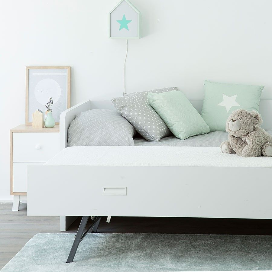 Play cama nido habitaci n infantil pinterest camas - Habitacion infantil cama nido ...