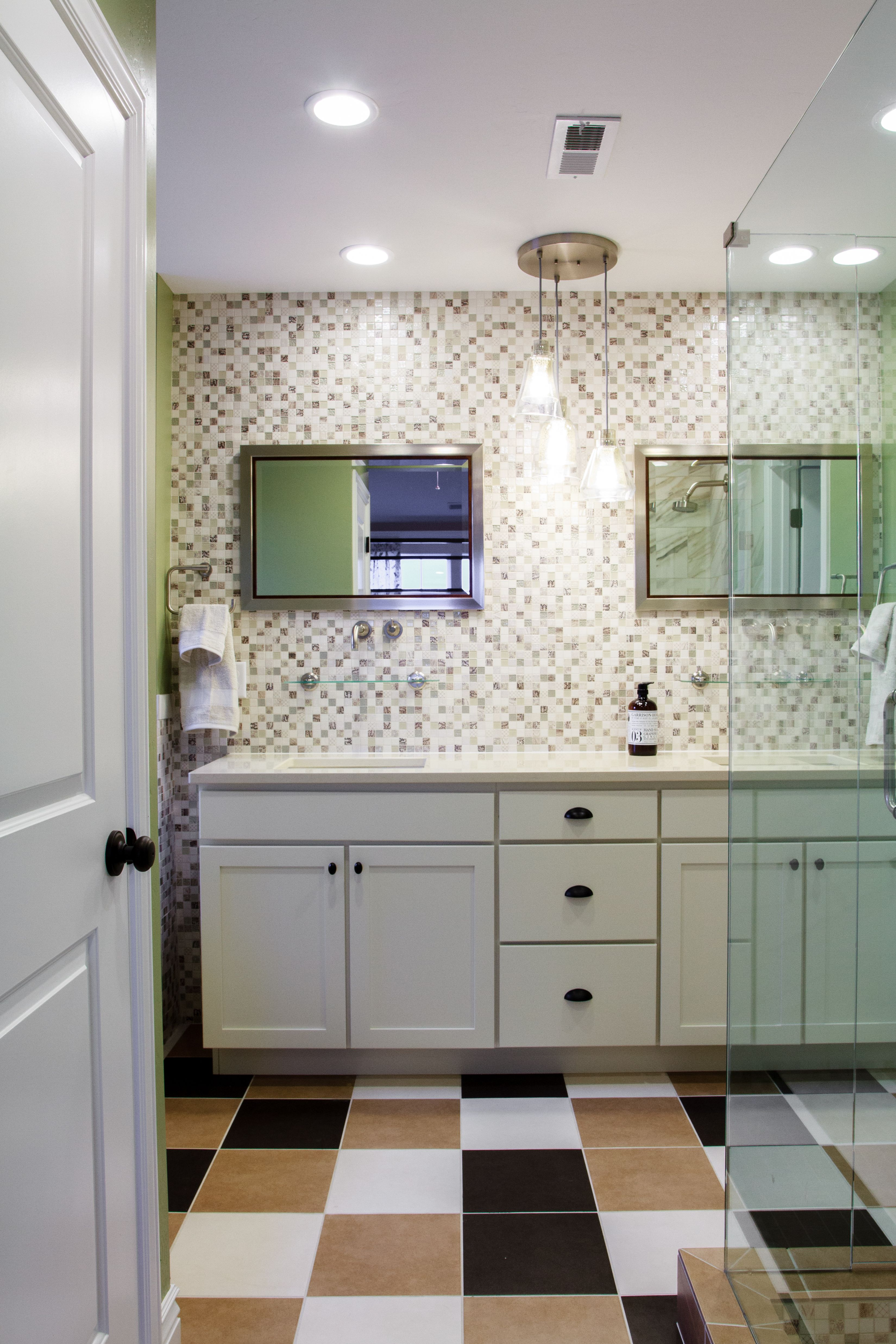 Stunning master bathroom decor ideas   custom home designs   Utah ...