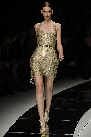 Versace Spring 2009 Ready-to-Wear