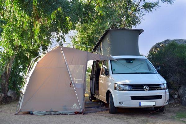 Tent Quot Drive Van Quot Vaude Camping Essentials Vw California