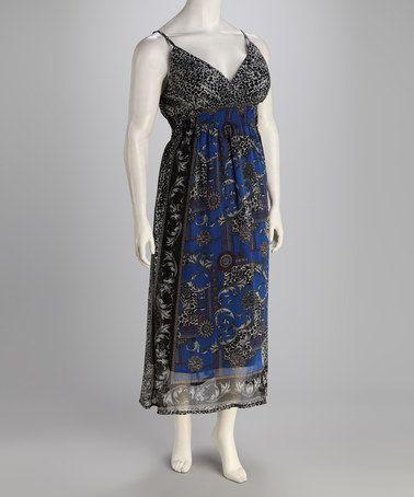 royal chiffon shirred plus-size dress   shirred dress, she s and