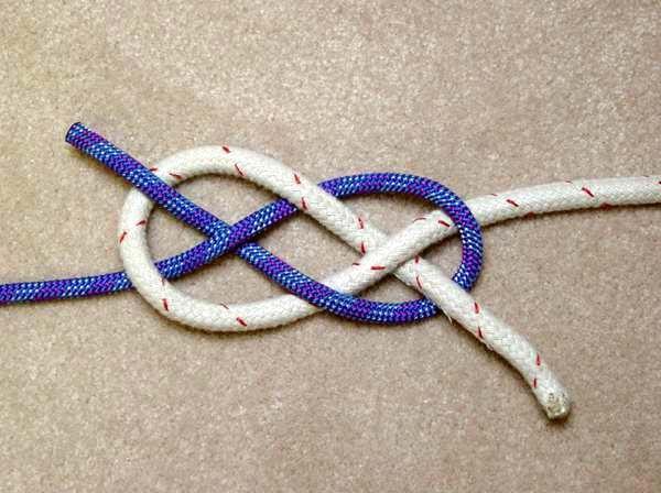 Tie The Knot Sailors Knot Alternative To Unity Candle Wedding Ceremony Unity Unity Ceremony Wedding Unity