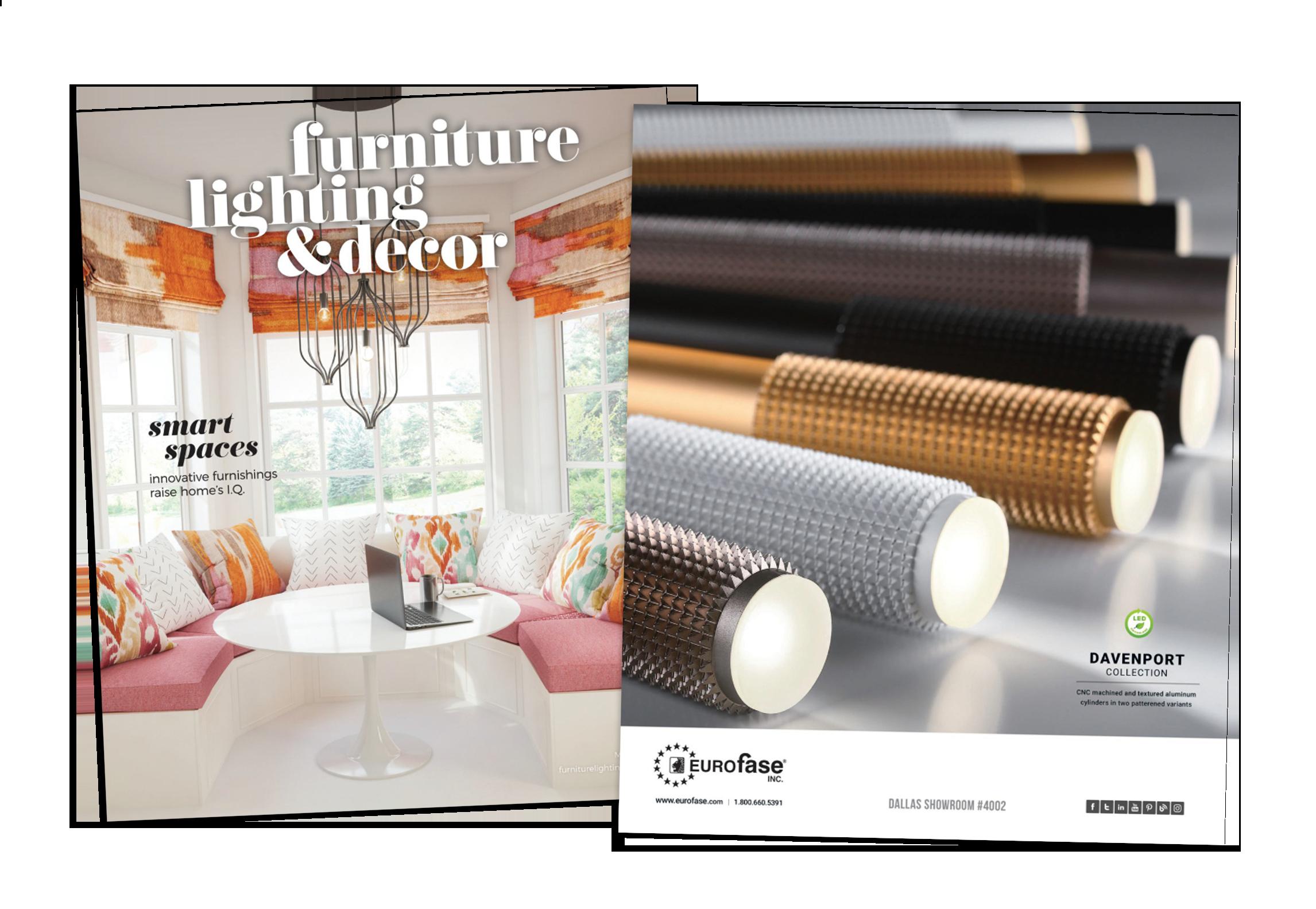 Furniture Lighting Decor March 2019 Ad Interiordesign