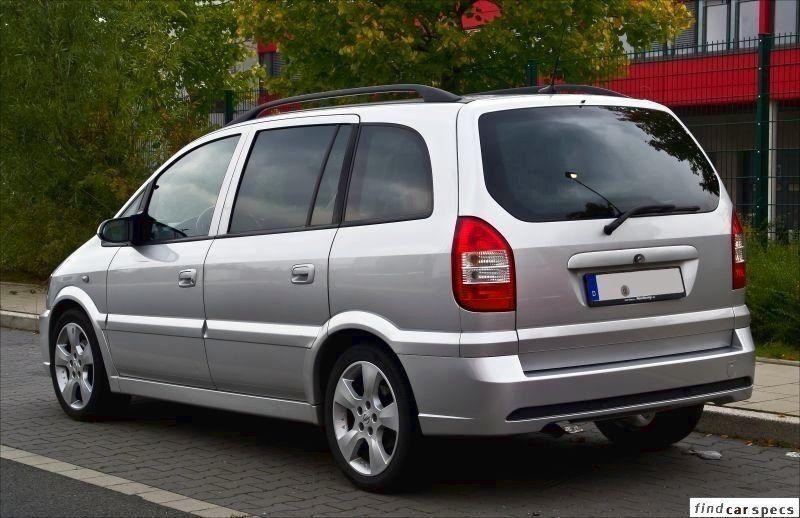 Chevrolet Zafira Cd 2003 Avaliacao Youtube