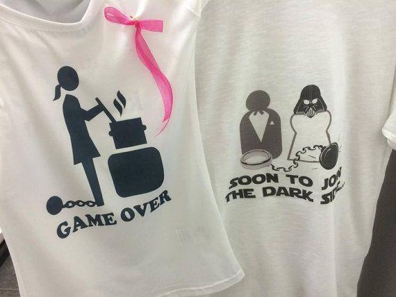 4df9401454 Funny Bachelorette tshirt / Lánybúcsú póló Esküvő Menyasszony, Esküvők