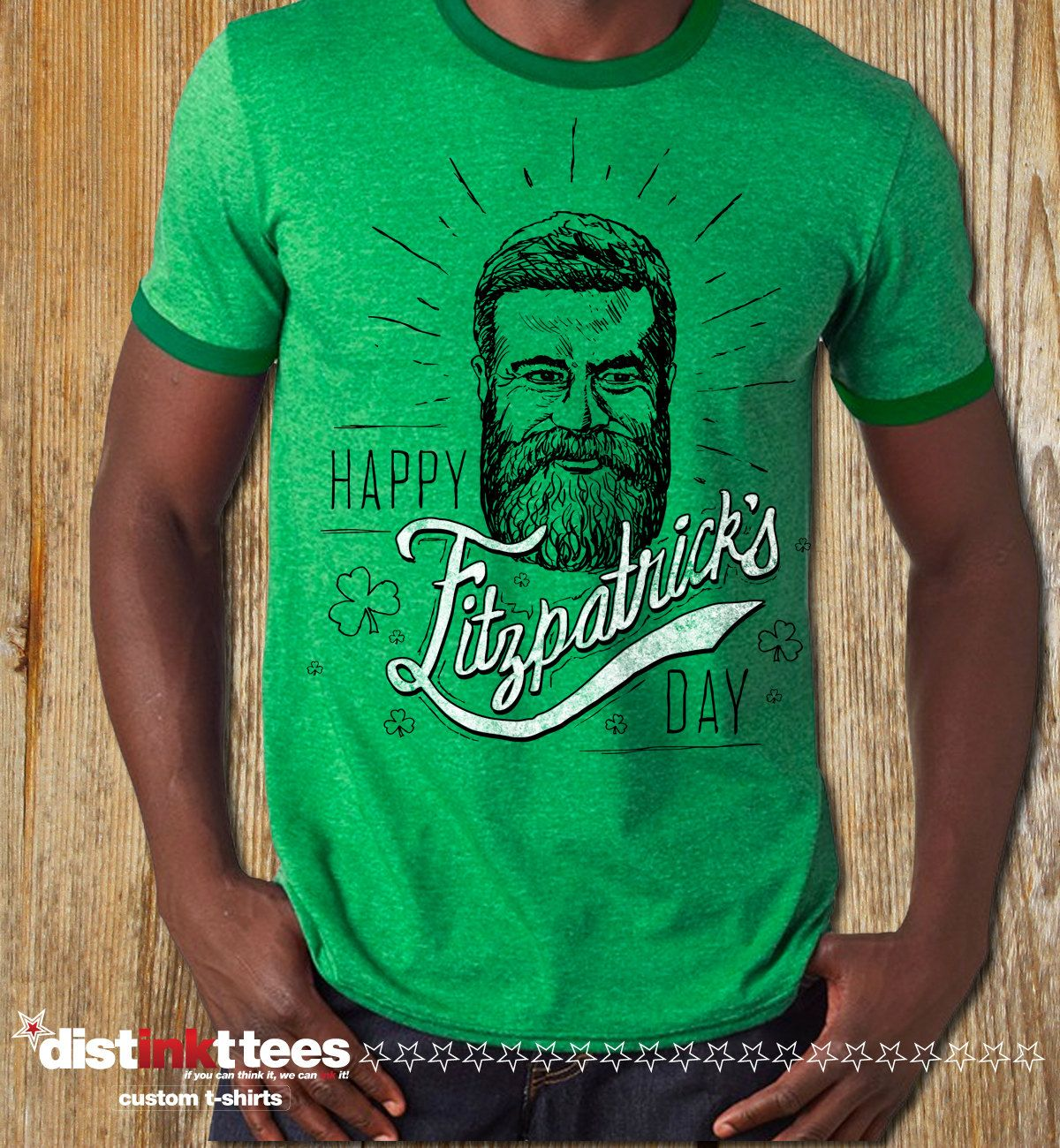 FITZPATRICKS DAY t shirt. St. Patricks Day shirt. New York jets. Ryan  Fitzpatrick by DISTINKTTEES on Etsy ba00e52bd