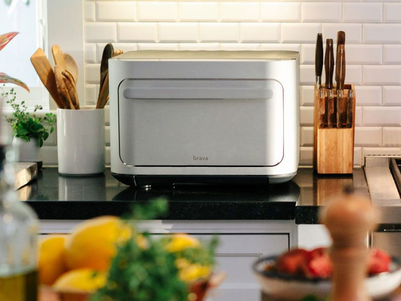 Brava Oven Review The Pros And Cons Of Cooking With Light
