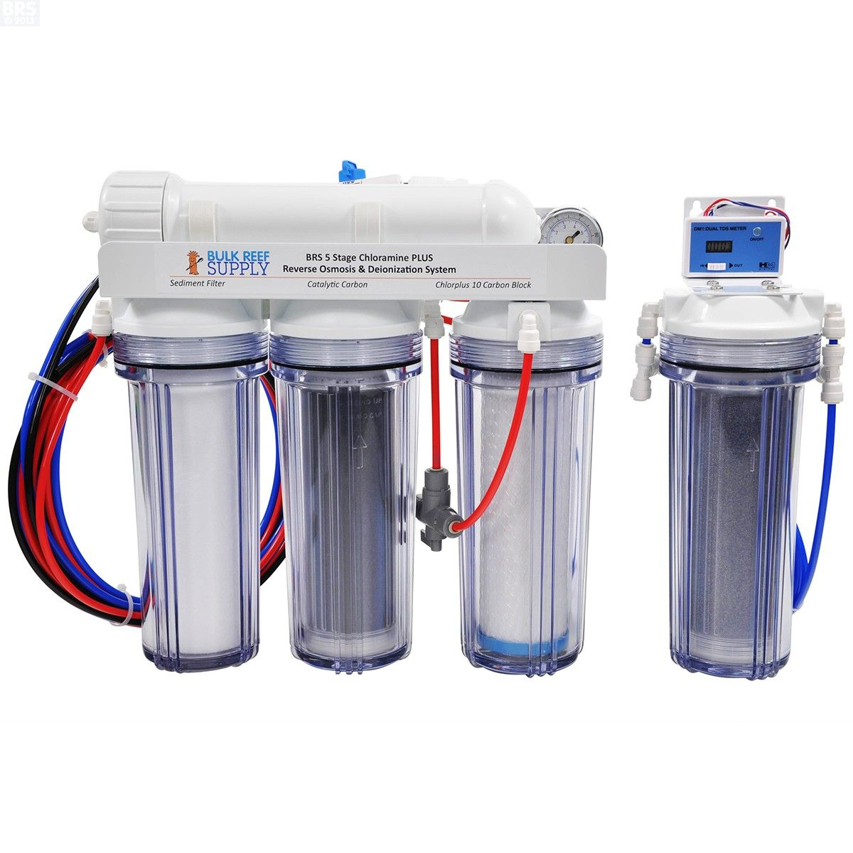 6 Stage Deluxe Plus RO/DI System Saltwater tank, Laundry