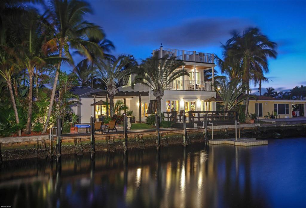 1023 White Drive, Delray Beach Exuding charm, this