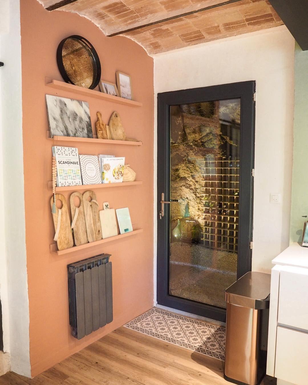 Cuivre Rose Maison Plafond Rose Et Deco Maison