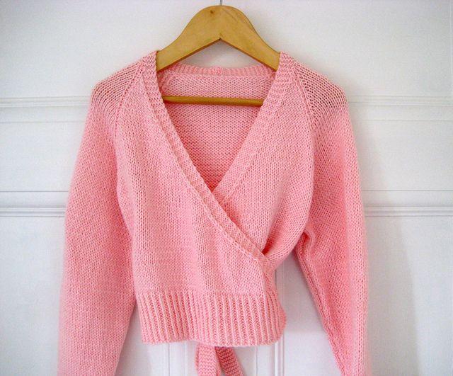 Girl S Ballet Cardigans Pattern By Sirdar Spinning Ltd Sweaters