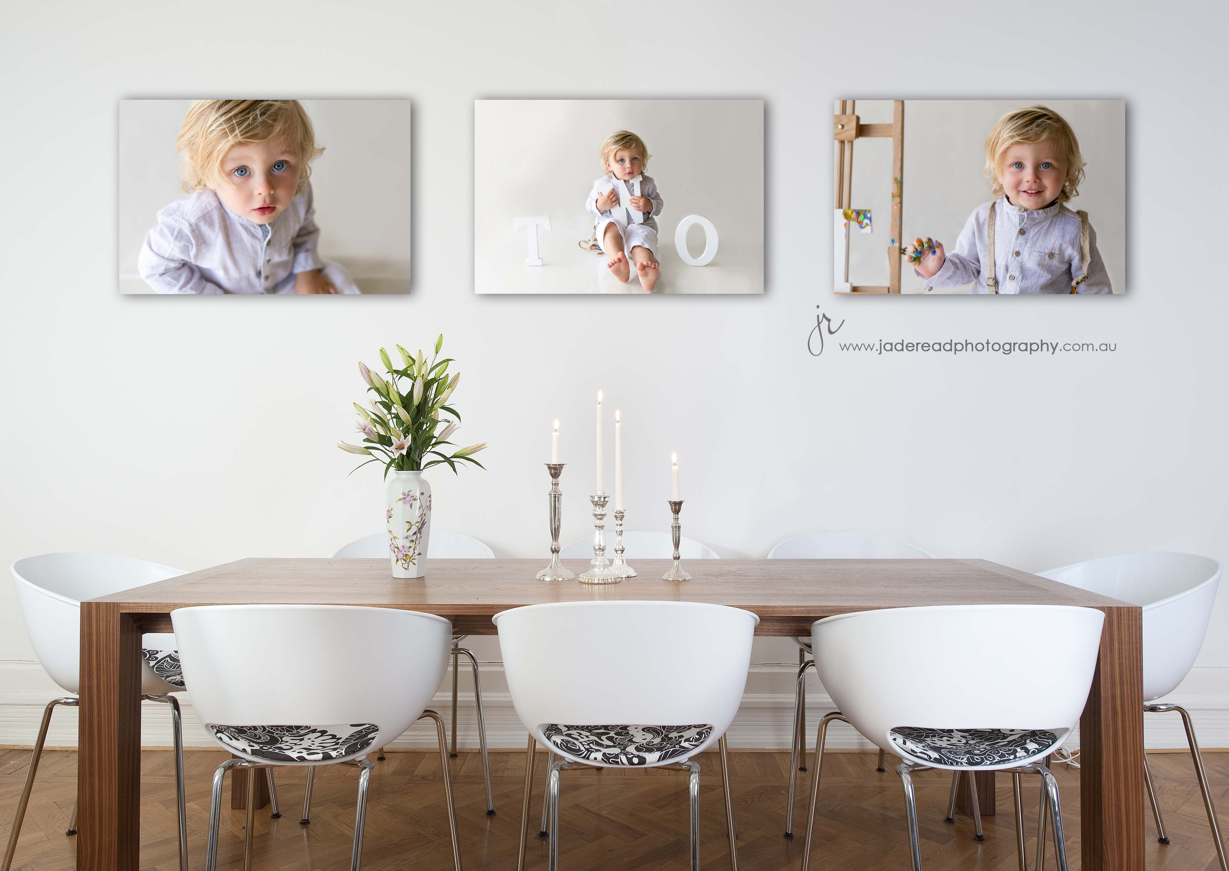 Dining Room Portrait Wall Art Photography By Jade Read