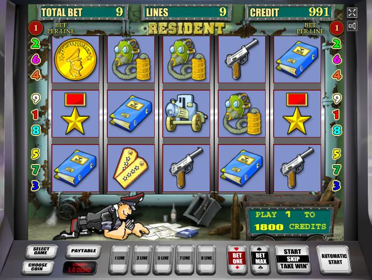 Резидент казино играть i азартных мд5 казино