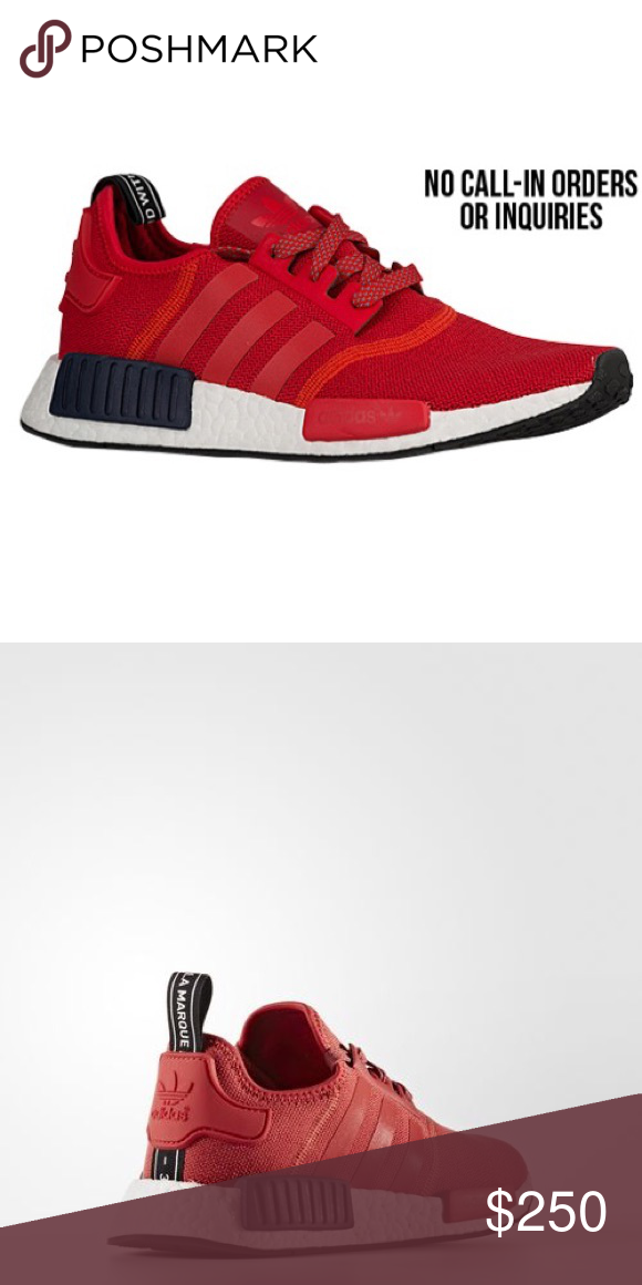 Adidas NMD Brand new women's NMD~ purchased from Adidas. No trades adidas  Shoes Athletic Shoes