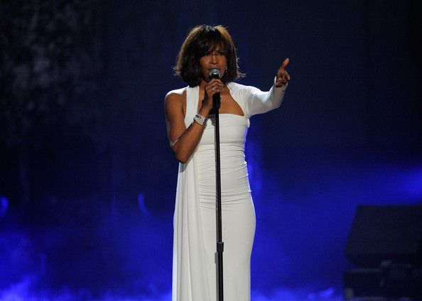 Whitney Houston Photos Photos 2009 American Music Awards Show