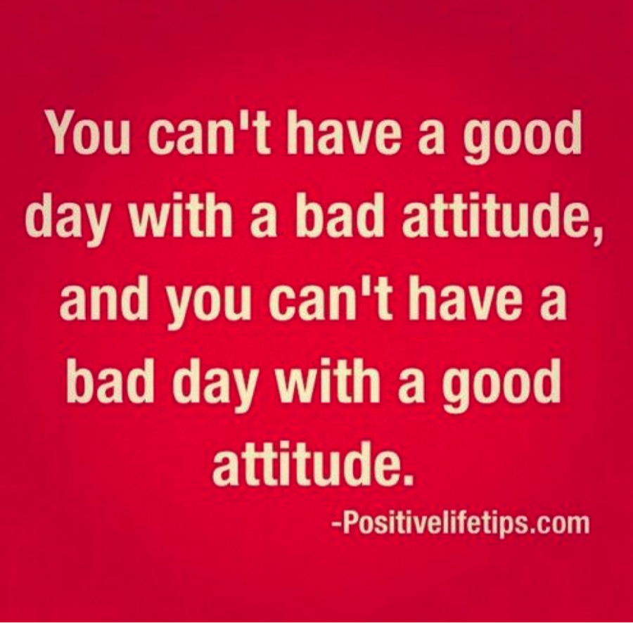 Happy Positive Quotes Attitude Makes Such A Difference Make It A Good One  Positive