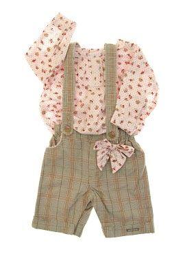 Saisie du soir : Trop mimi :) on ne pouvait pas garder ça pour nous !! (Sergent Major - 6 mois - 9,50€)  http://www.affairesdeptits.com/6-mois/5873-pantalon-et-blouse-fleurie.html