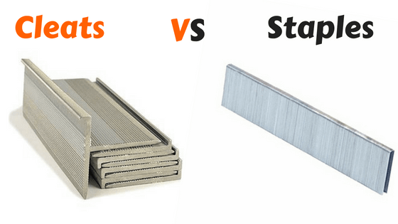 Cleats vs Staples Flooring Nailer Buying Guide, how to choose the ...