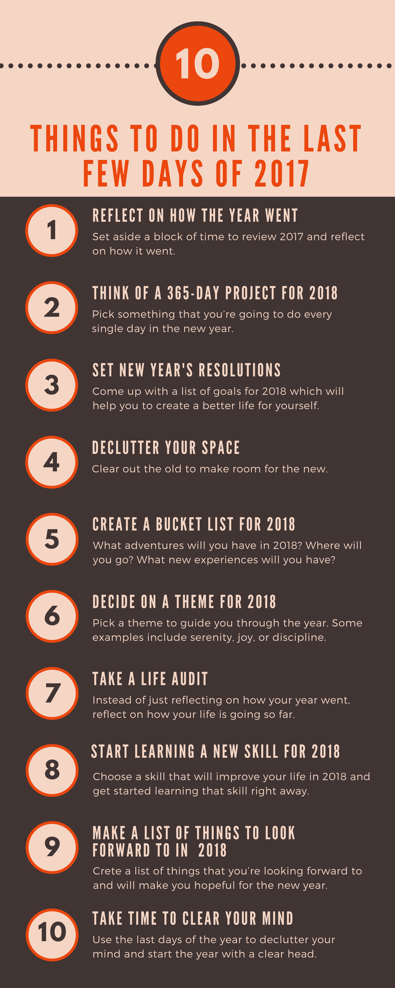 Self Improvement New Years Resolutionsself Improvement Niches