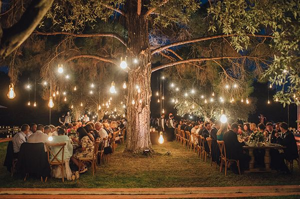 Pin by Kristiane Wheeler on Decorations | Forest wedding ...