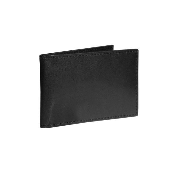 Leather ID Removable Wing with RFID Blocking by Stewart/Stand