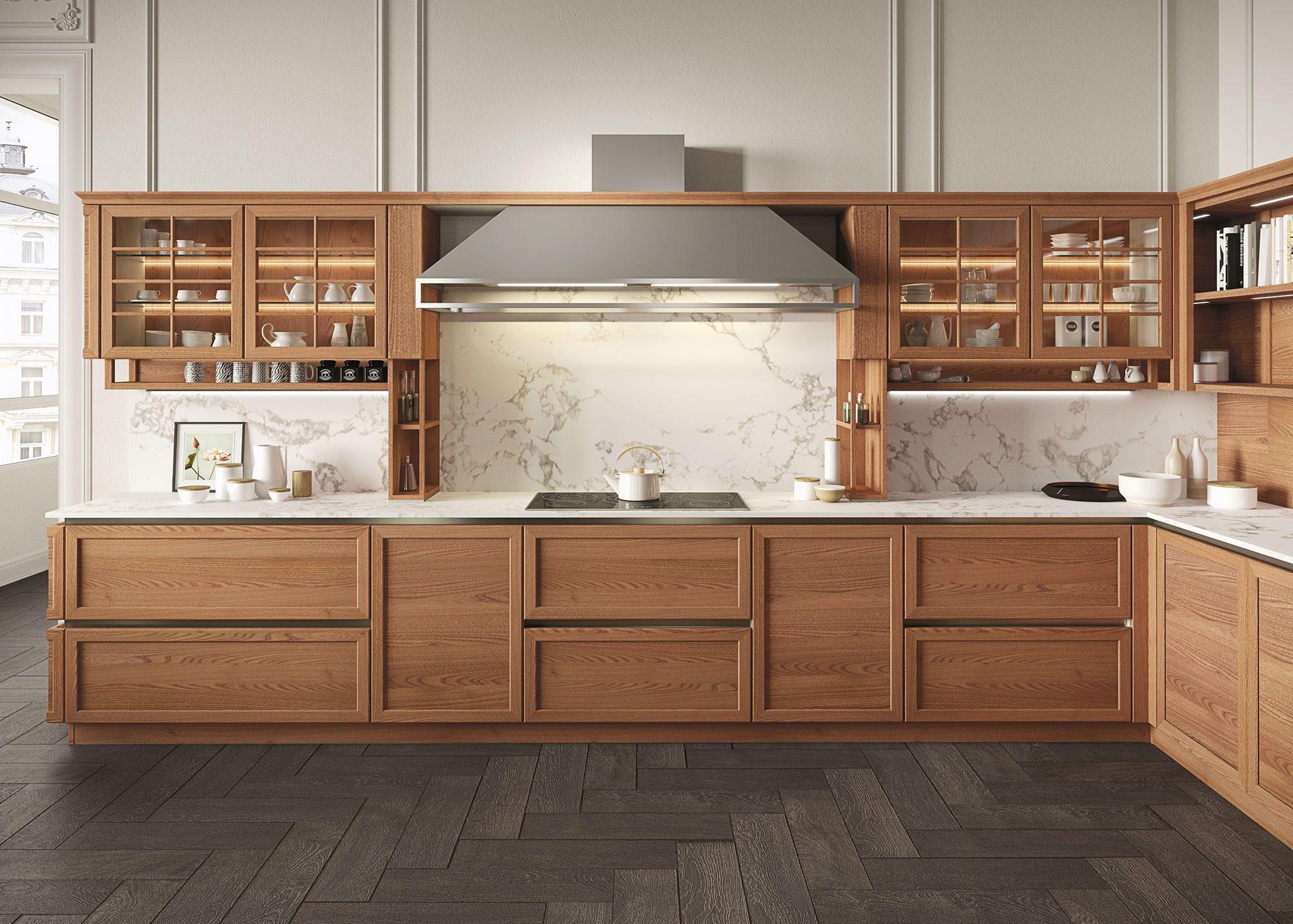 HERITAGE - Cocinas integrales de diseño de Snaidero ✓ toda la ...