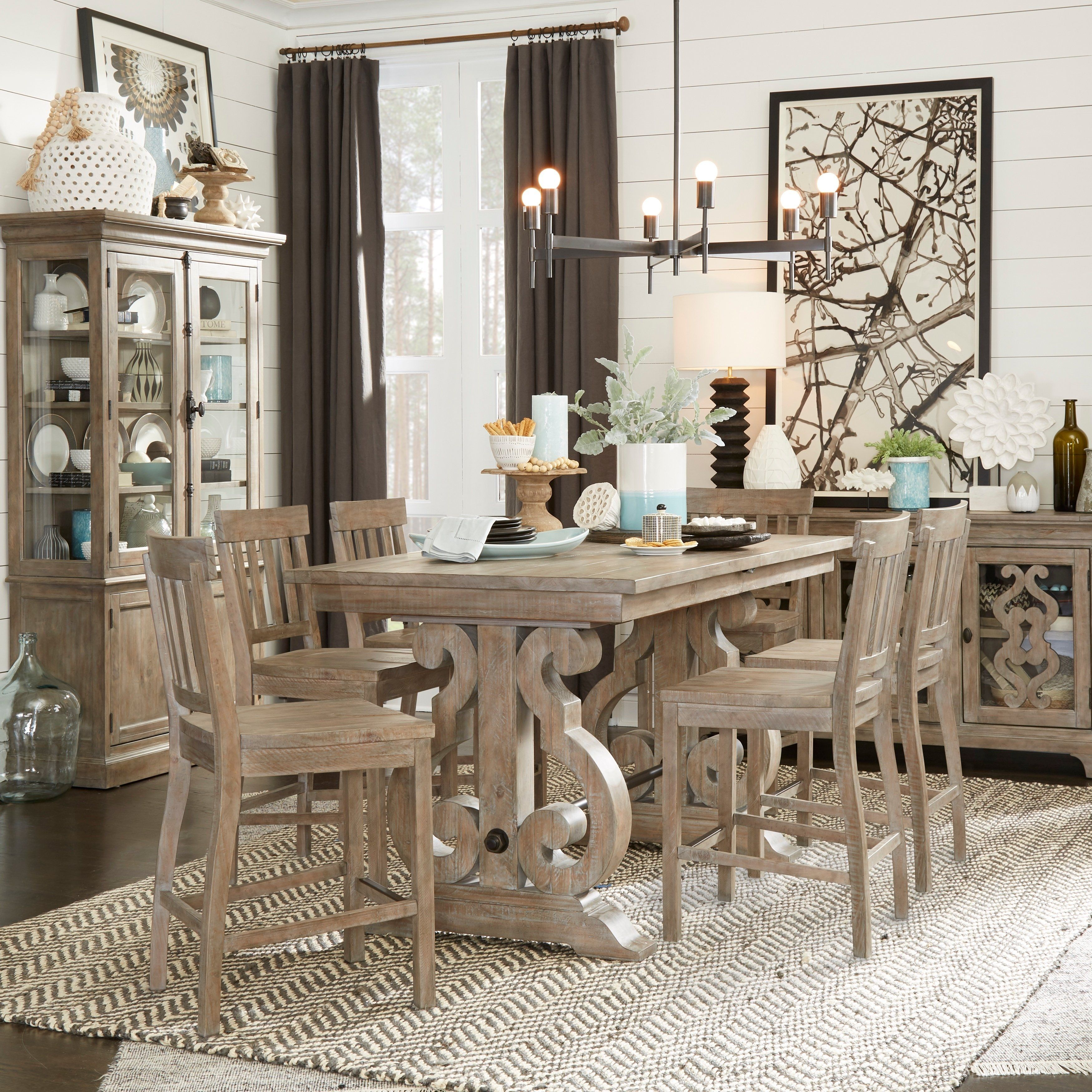 Overstock Com Online Shopping Bedding Furniture Electronics Jewelry Clothing More Grey Dining Tables Dining Table Dining Room Sets