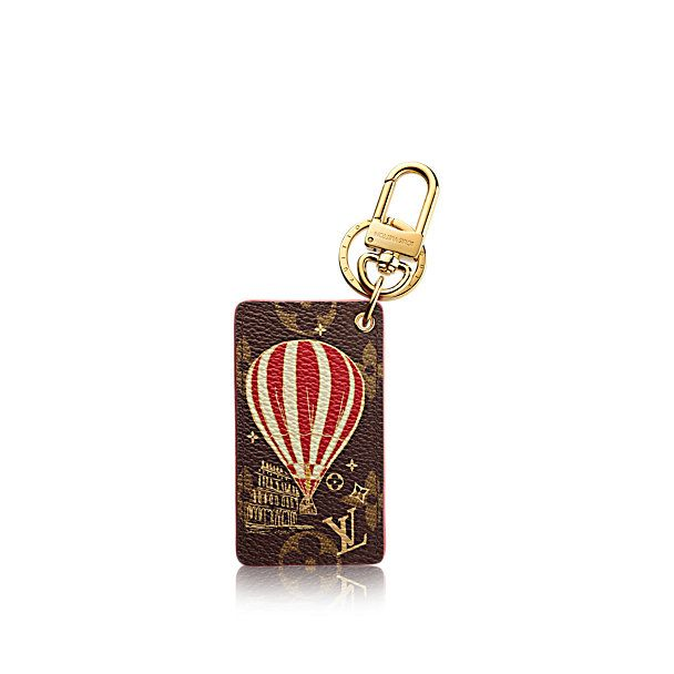 86d58353312a LOUIS VUITTON - Illustré Air Balloon Bag Charm (ACC) WO AESTHETIC ...
