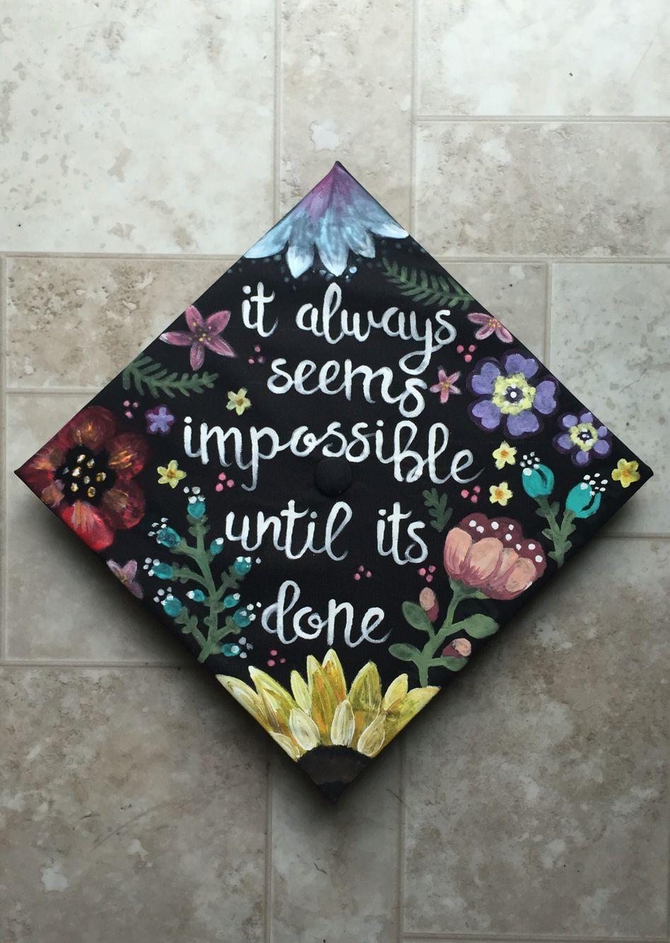 Decorating graduation cap ideas for teachers - Graduation Cap Design