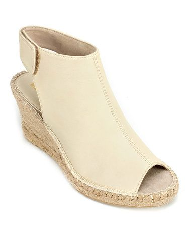 9420296c6f731 Loving this Natural Lockhart Sandal on #zulily! #zulilyfinds   Shoes ...
