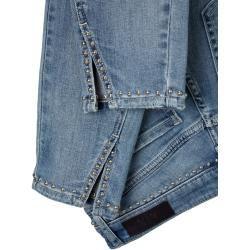 Reduzierte 5-Pocket Jeans für Damen #firstdayofschooloutfits