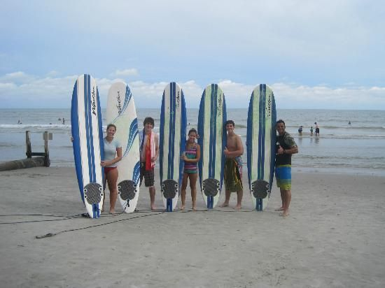 Jack S Surf Lessons Myrtle Beach Attractions Myrtle Beach Surf Lesson