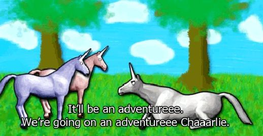 Charlie The Unicorn Quotes