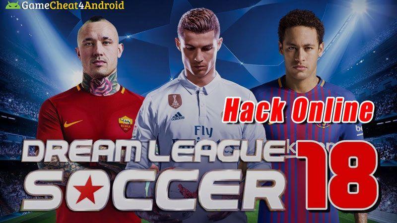 Dream League Soccer Hack 2018 Online 999k Soccer Coins Dreamleaguesoccerhack Dreamleaguesoccercheat Tool Hacks Soccer Games Hack Online