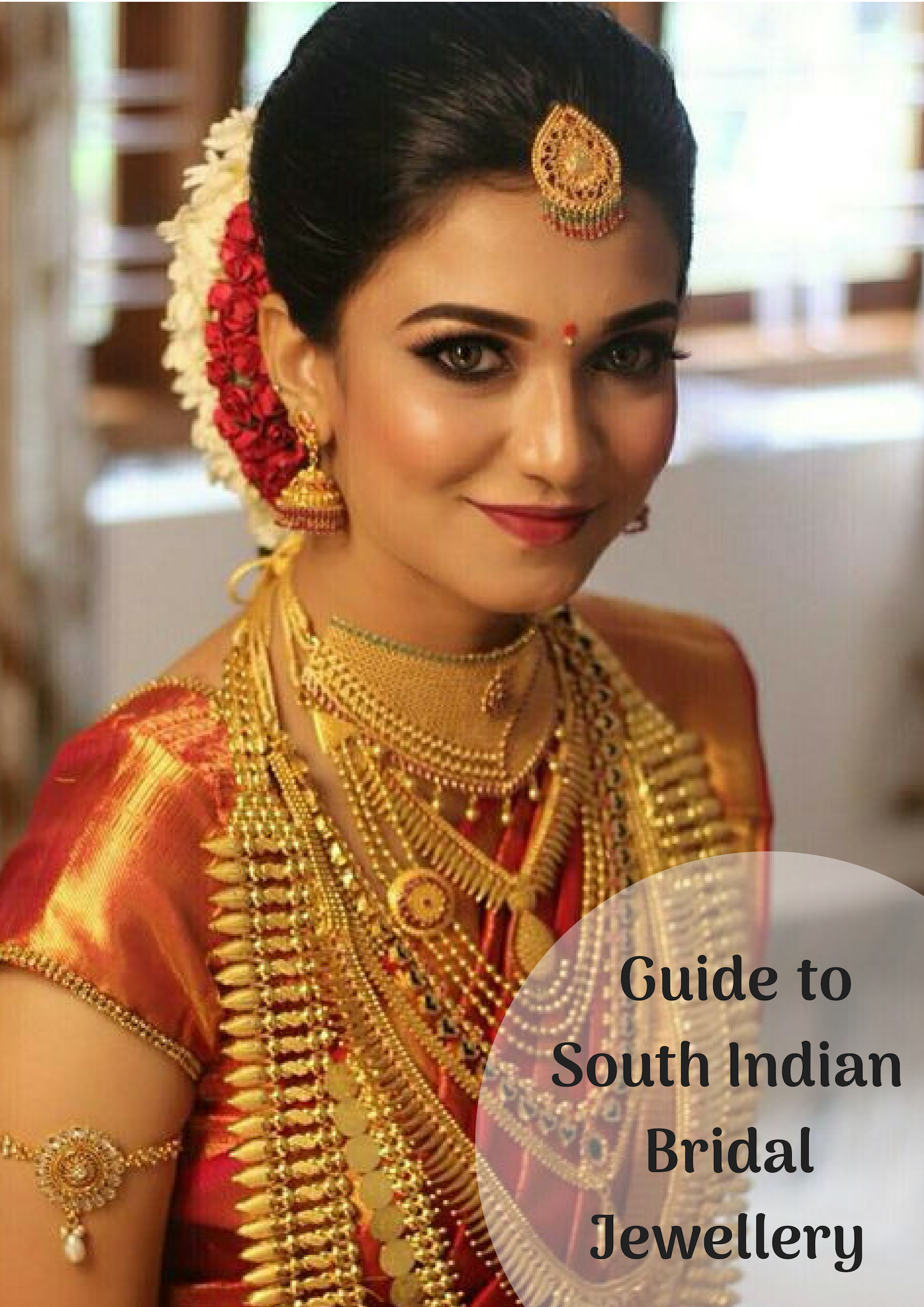 Your Ultimate Guide To South Indian Bridal Jewellery Indian