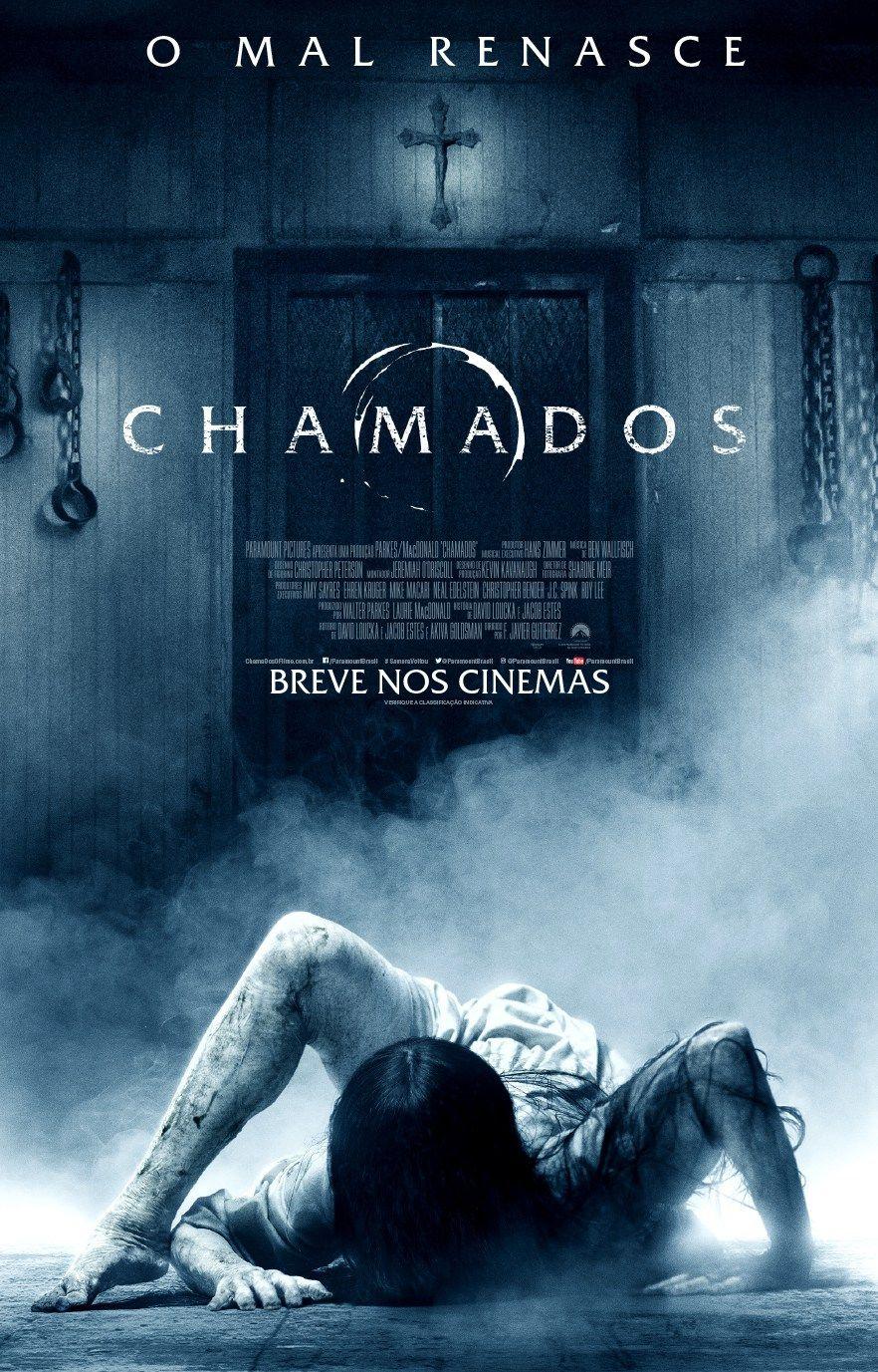 Samara Esta De Volta No Trailer Do Filme Chamados Cinema Bh Cartazes De Filmes De Terror Melhores Filmes De Terror Filmes