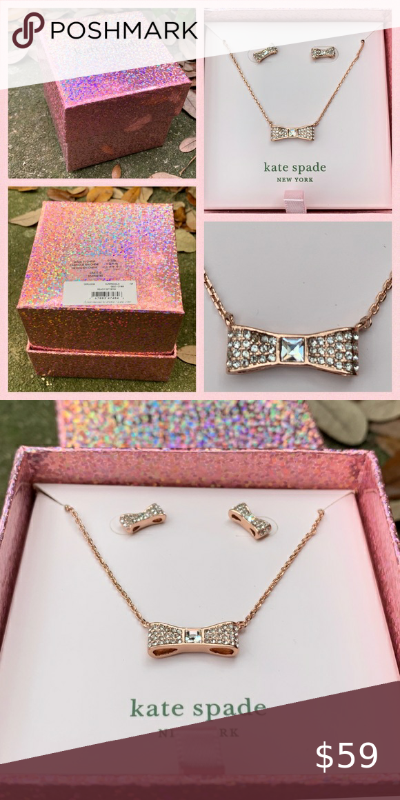 16++ Kate spade jewelry gift box info