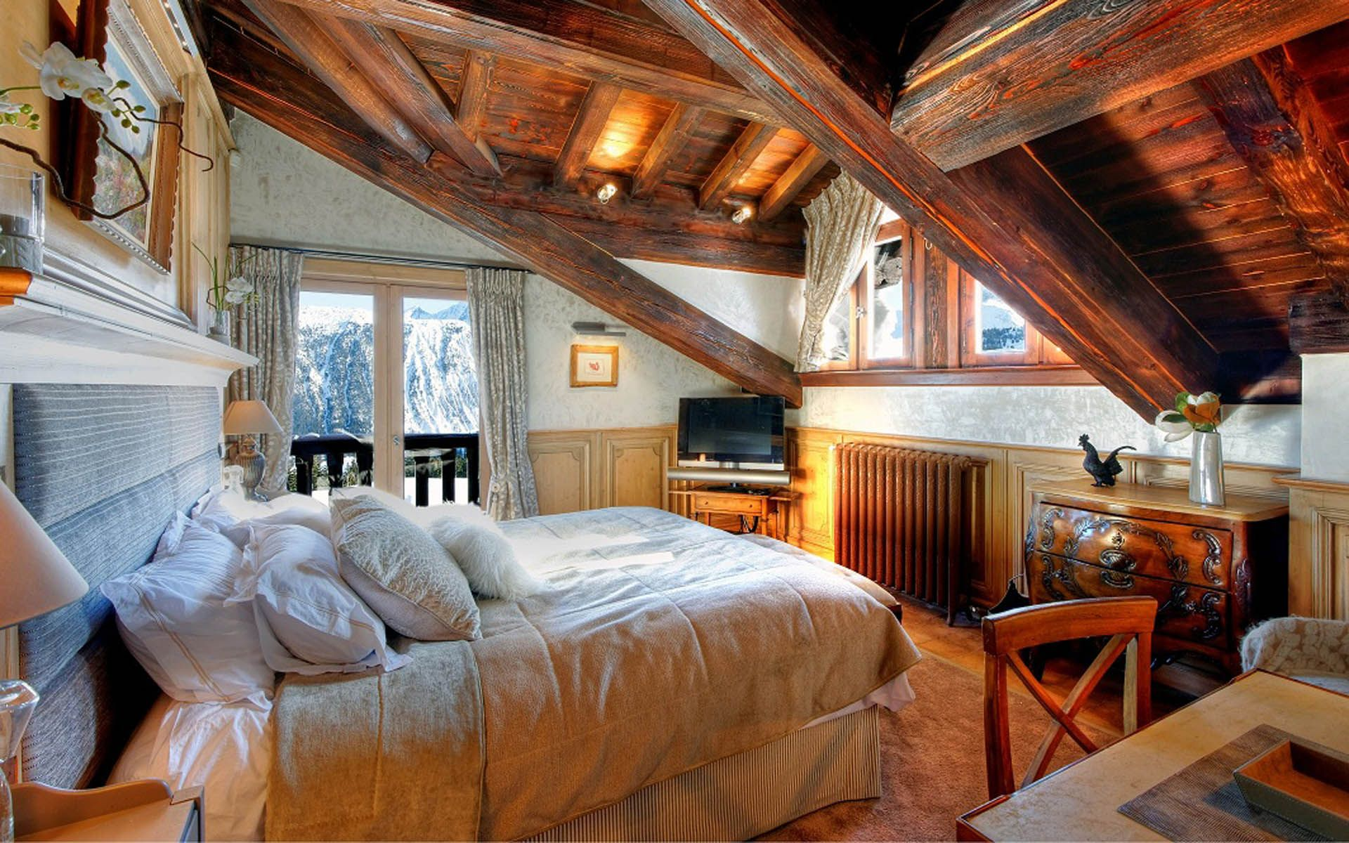 Fancy Living In Europes Most Expensive Ski Chalet - Ski