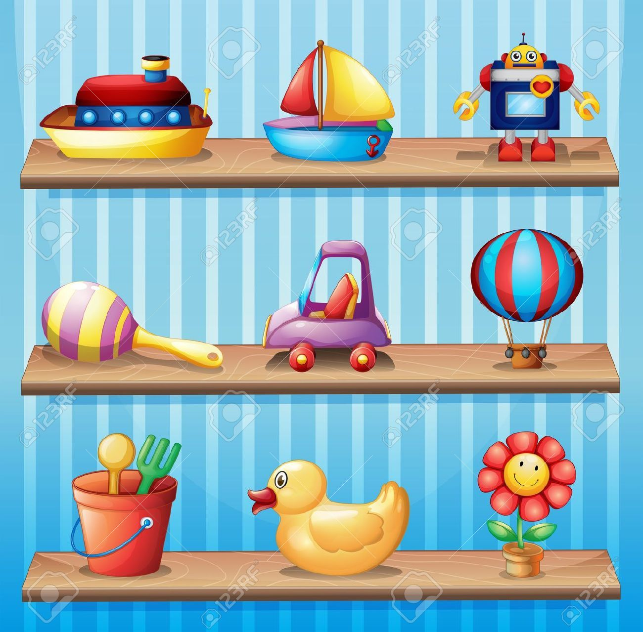 Toy shelf clipart google search literacy prep - Estantes para juguetes ...