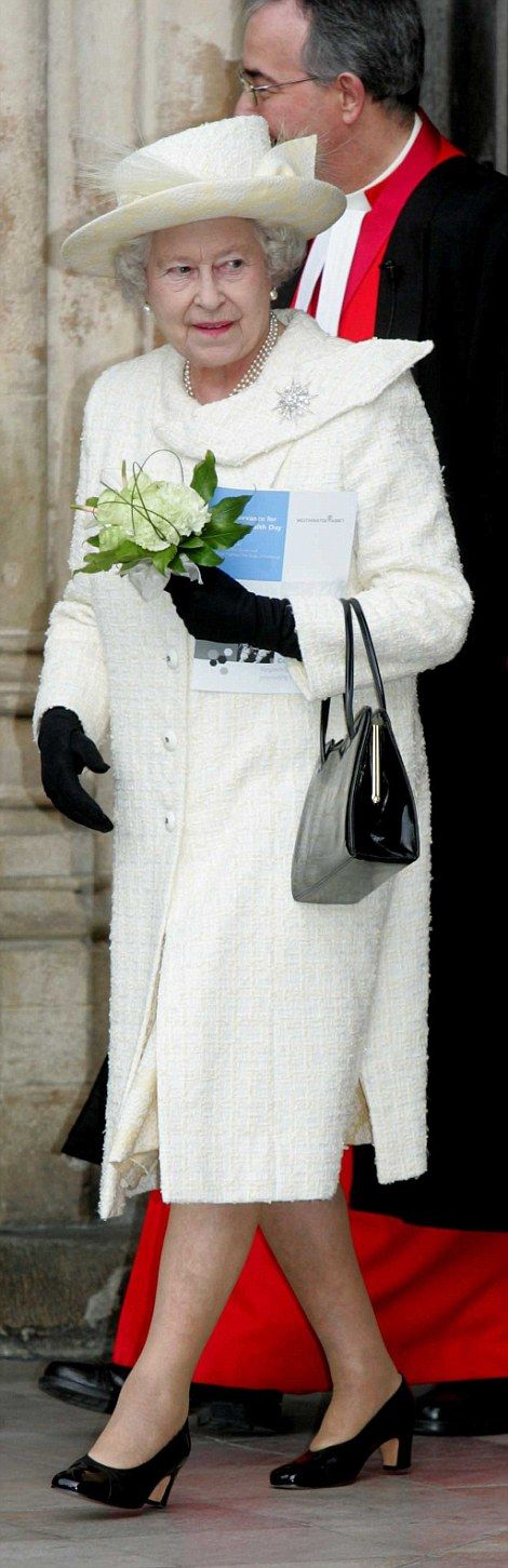 In the 63 years and 219 days the Queen has reigned, she hasn't put a foot wrong when it comes to her wardrobe, which is impressive, considering she changes outfits up to five times a day.