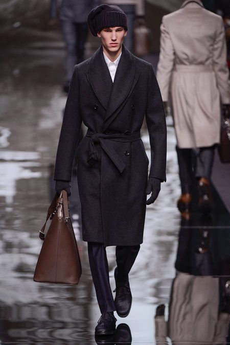 Louis Vuitton Fall 2013 Menswear Collection Slideshow on Style.com