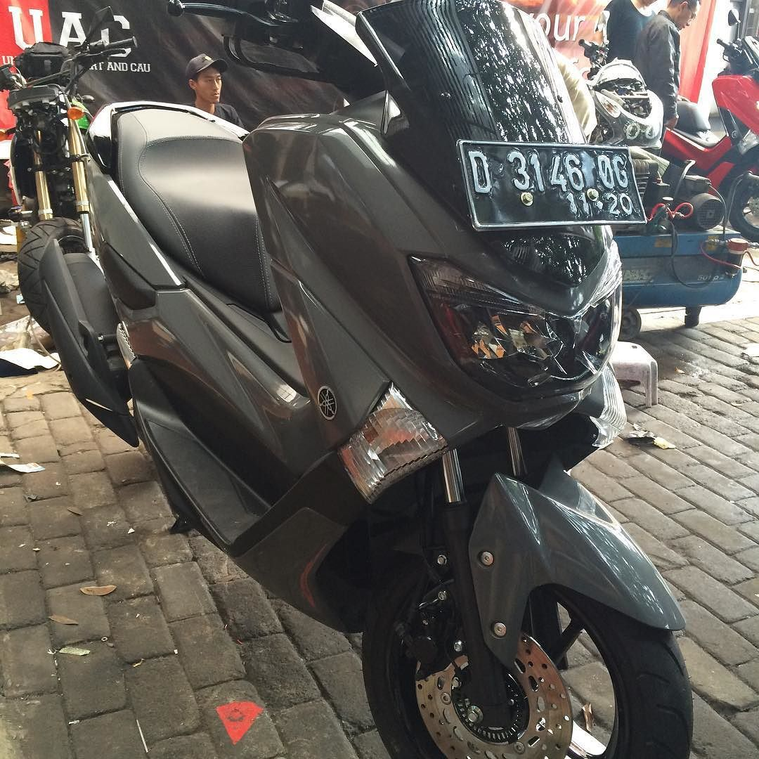 Full Body Wrap Zcdistromotive Terima Modif Nmax Carbon Parts